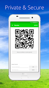 Mobile Bitcoin Wallet - náhled