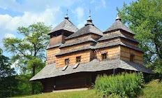 Закарпатье богато на деревянные церкви