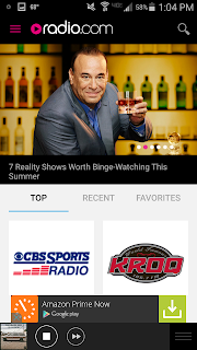 Radio.com screenshot 00