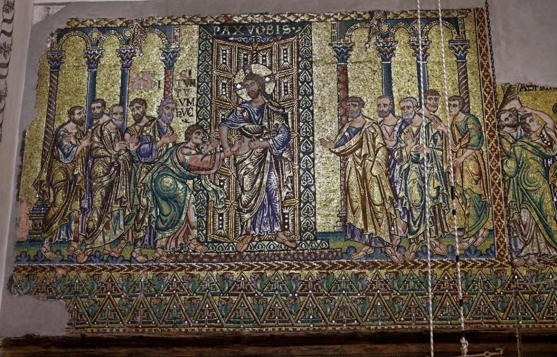 Nhà thờ tại địa điểm giáng sinh của Chúa Giê-su đang được trùng tu lớn