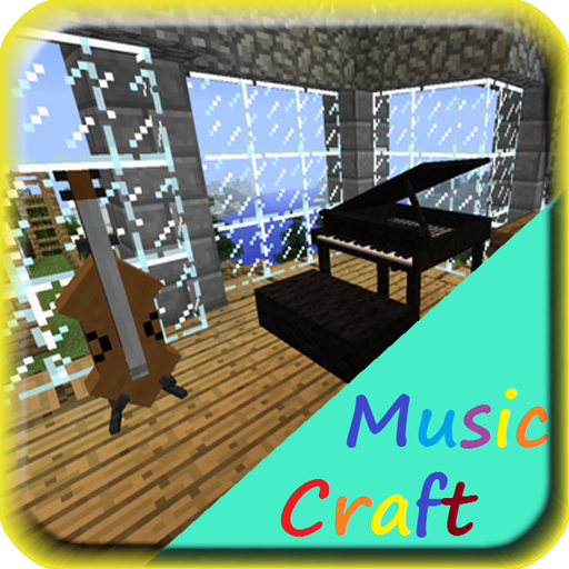 Music Craft Mod MCPE Guide