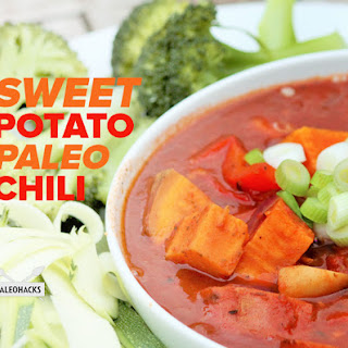 Sweet Potato Paleo Chili Recipe