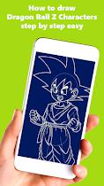 How to Draw DBZ - Easy - screenshot thumbnail 02