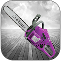 Best Electric Chainsaw - Wood Cutter Simulator icon