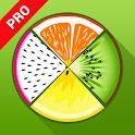 Yummy Fruit Recipes Pro icon
