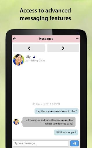 ChinaLoveCupid - Chinese Dating App 3.1.6.2440 screenshots 12