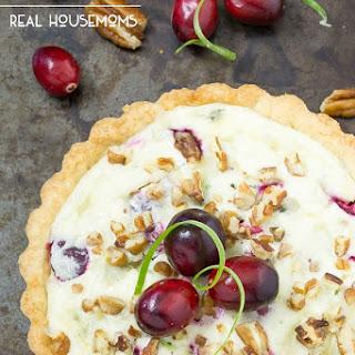 Cranberry Gorgonzola Tart Recipe
