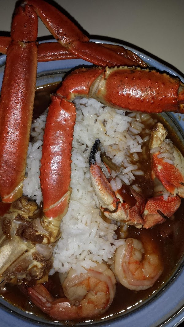 Seafood Gumbo On The Go! Recipe