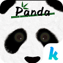 Panda Kika Keyboard Theme icon