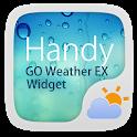 Handy GO Weather Widget Theme icon