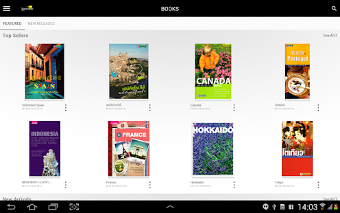 Travelbook- screenshot thumbnail