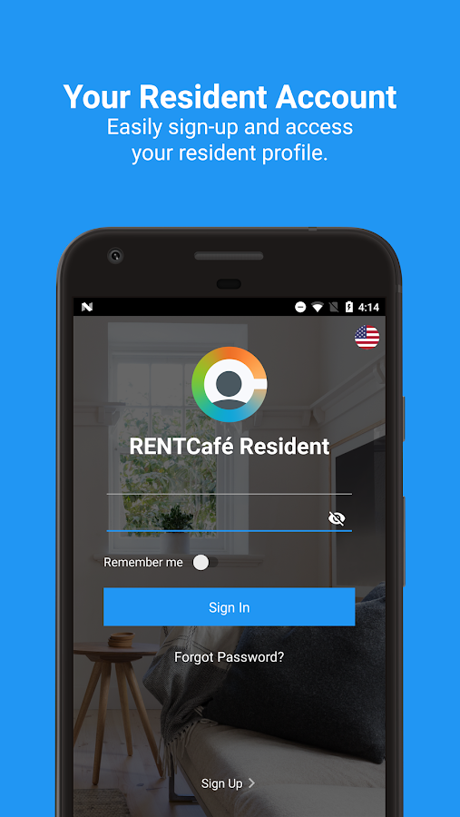 RENTCafé Resident- screenshot