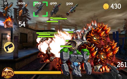 Monster Shooter. Half Life 2