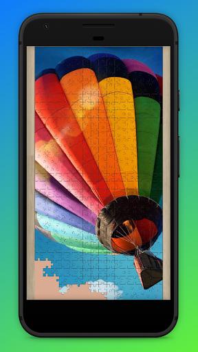 Hot Air Balloon Jigsaw Puzzles - Zillion Jigsaws 1.39 screenshots 2