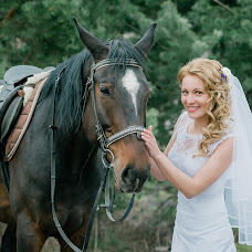 Wedding photographer Aleksandr Erofeev (erofeev31). Photo of 15.05.2015