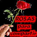 Rosas para Compartir icon