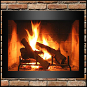 Relaxation Fireplace Campfire icon