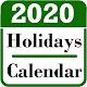 Calendar 2020 - Holidays for PC Windows 10/8/7