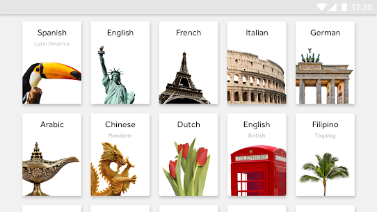 Rosetta Stone Mod Apk 6.0.0 Latest (Premium Unlocked + No Ads) 6