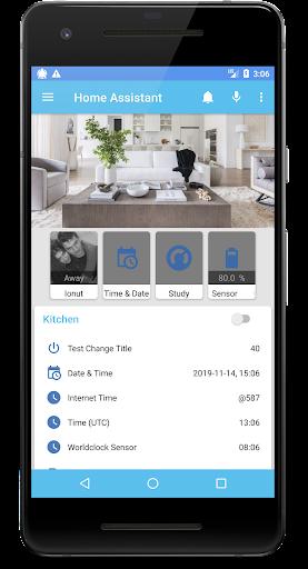 Ariela - Home Assistant Client screenshots 1