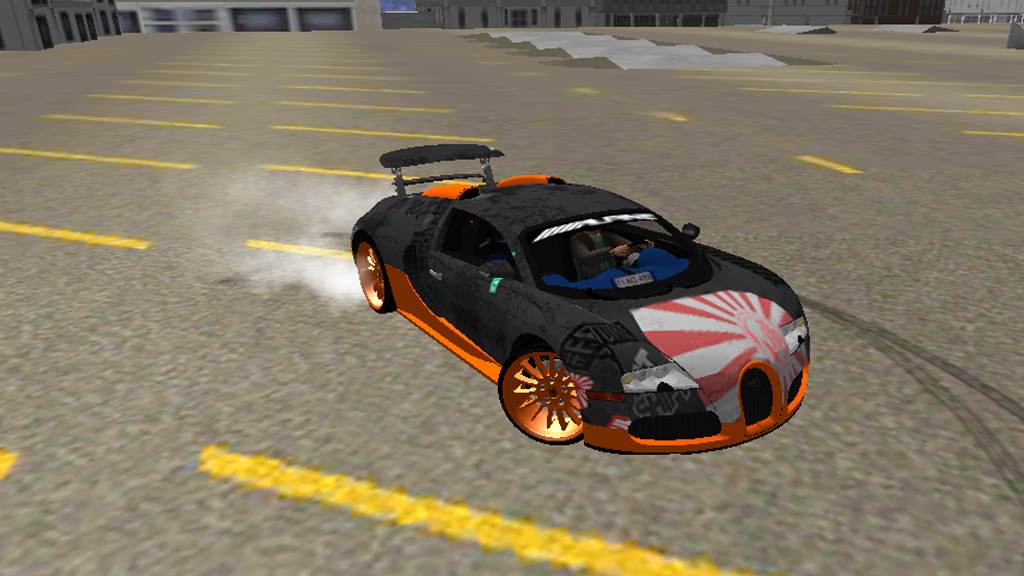 Veyron Driving Simulator- screenshot