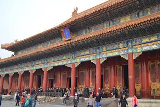 Photo: Forbidden City