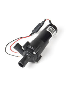 Vattenpump 24V / 20 mm 1550 l/h
