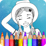 DrawFy: Anime Coloring