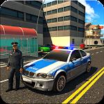 Police Car Driver 2016 Icon
