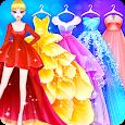 Princess Dress up Games - Princess Fashion Salon icon
