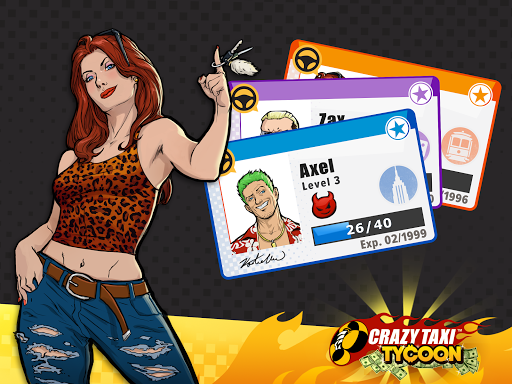 Crazy Taxi Tycoon  {cheat|hack|gameplay|apk mod|resources generator} 2
