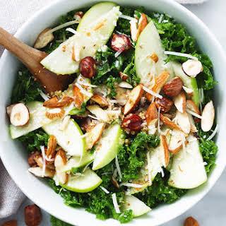 Kale Salad Apple Cider Vinegar Recipes.