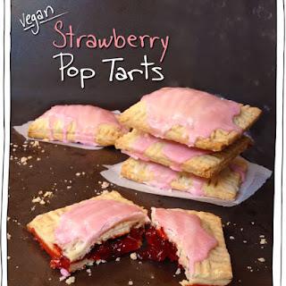 Vegan Strawberry Pop Tarts