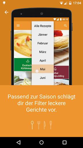 AMA Saisonen Kochbuch