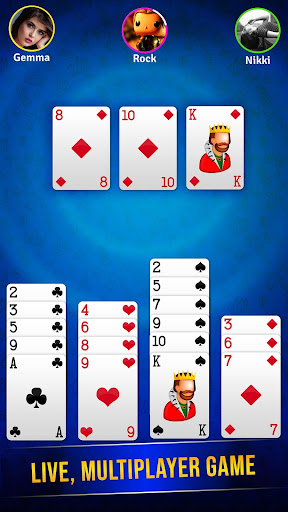 Donkey Master: Donkey Card Game screenshot 1