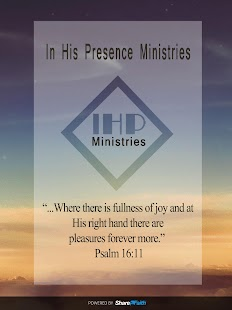 In His Presence Ministres- screenshot thumbnail