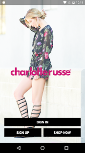 Charlotte Russe- screenshot thumbnail