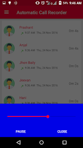 Automatic Call Recorder screenshot 7