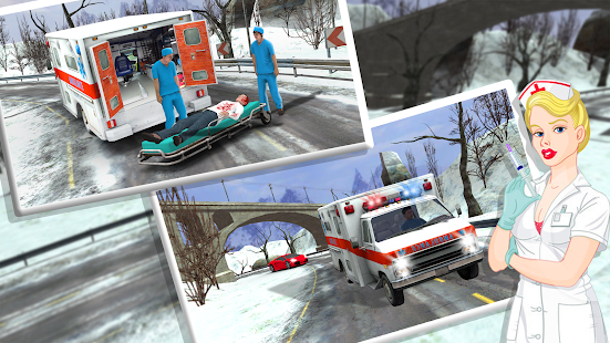 City Ambulance Rescue 2017: Emergency Simulator 3d- screenshot thumbnail