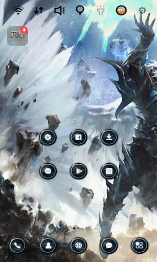 2015년 RPG 대세 뮤오리진 런처플래닛 테마
