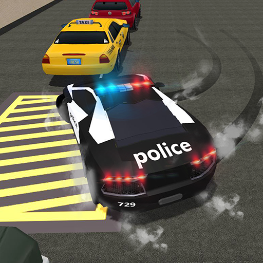 Police Academy Driving Test 3D
