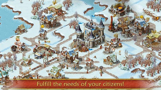 Townsmen Screenshot 3