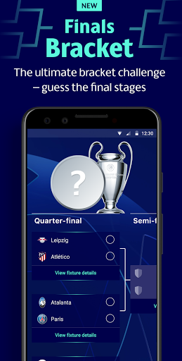 UEFA Champions League - Gaming Hub apktreat screenshots 1