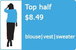 blouse vest sweater