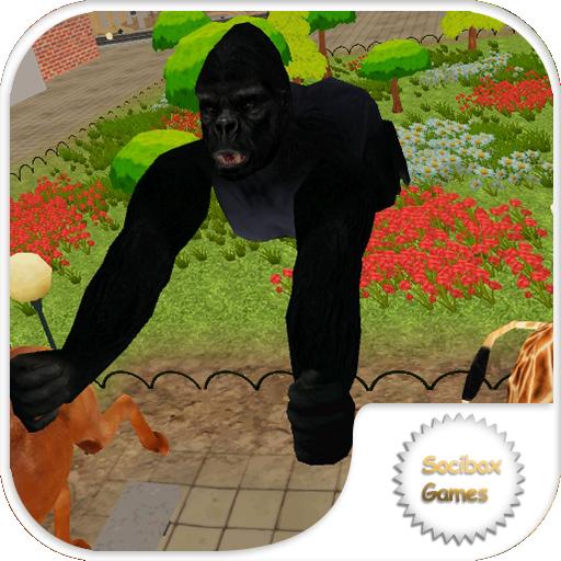 Angry Gorilla Simulator