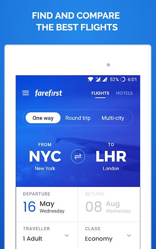 Cheap Flights - FareFirst 3.1.1 screenshots 11