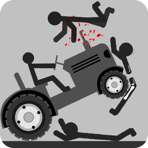 Stickman Destruction : Dismount Ragdoll