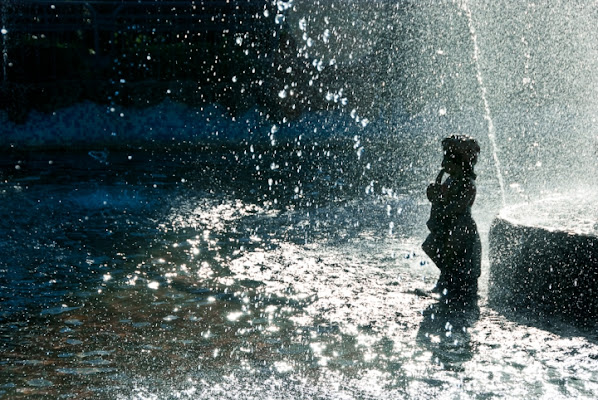 L'angioletto dell'acqua di Loredana Pagana