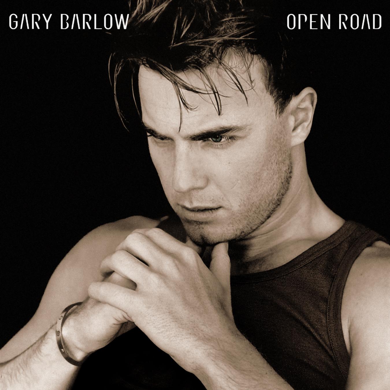Album Artist: Gary Barlow / Album Title: Open Road