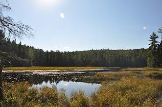 "Photo: Beim Wandern ""Hiking"" am Nachmittag"